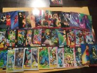 Marvel/X-men/ Mixed Starter Lot (100) CARDS ALL DIFFERENT (Photos Vary)