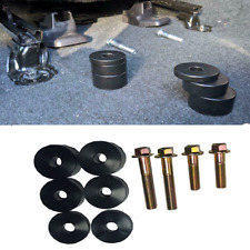 """Billet 1/4"""" to 1-1/2"""" Riser Lift Seat Spacers Kit For Toyota Tacoma Rear of Seat"""