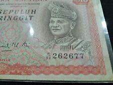 Malaysia 2 st series 10 Ringgit GVF B88-262677