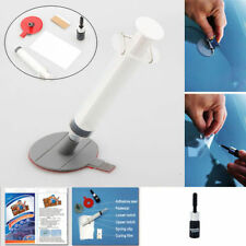 Auto Car Windscreen Windshield Glass Repair Kit Tool For Chip Crack Bullseye AP