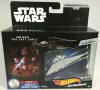 STAR WARS HOT WHEELS STARSHIPS KYLO RENS THE SILENCER DIE-CAST #8 IN SERIES