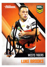 Wests Tigers 2017 Season NRL & Rugby League Trading Cards