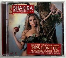 Shakira - Oral Fixation Vol. 2 - 2005 Europe Release - Cd, Album