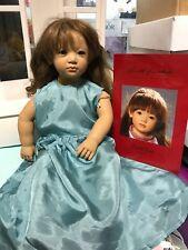 Annette HIMSTEDT poupée Neblina 65 cm excellent état.