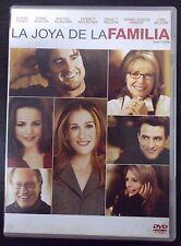 DVD La Joya de la Familia.Claire Danes,Diane Keaton...