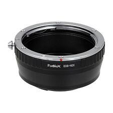 Fotodiox Objektivadapter CANON EOS EF, EF-S Linse für Sony Nex Kamera