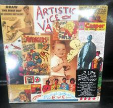 Daniel Johnston 1990/Artistic Vice Vinyl LP Double Album 2008 OOP NEW SEALED