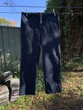 Dickies 873 Navy Slim Straight Pants 30x32