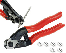 Steel Wire Cutter For Both Soft And Hard Steel Cable Or Wire Rope Or Spring Wire