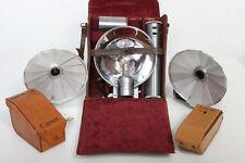 Canon rangefinder camera Fan Flash Units (Bulb Style) Set Of Three