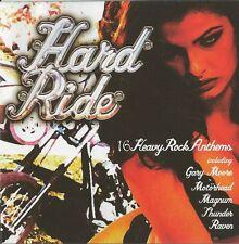 V/a -  Hard Ride   16 Heavy Rock Anthems ( Thunder, Raven, Samson, Blitzkrieg)