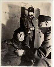 Alan Bates and George Murcell in The Fixer 1968 vintage movie photo 7577
