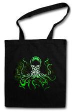 GREEN CTHULHU STOFFTASCHE Wars H. P. Lovecraft Miskatonic Arkham