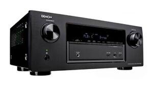 Denon Receiver AVR-X2100W