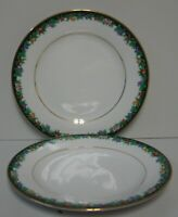 Noritake GOLDEN ORCHARD Bread Plates SET OF TWO More Items Available BEST