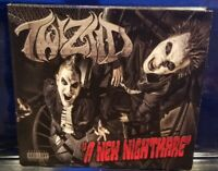 Twiztid - A New Nightmare CD insane clown posse madchild blaze ya dead homie mne