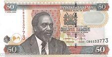 Kenya 50 Shilingi 2006 Unc pn 47b