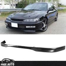 Fit For 96-97 Honda Accord T-R Style PU Front Bumper Lip Spoiler Poly Urethane