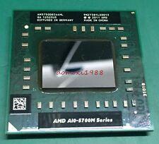AMD Quad-Core Mobile CPU A10 5750M 2.5Ghz Socket FS1 AM5750DEC44HL A10-5750M