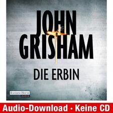 Hörbuch-download Mp3 ► John Grisham die Erbin