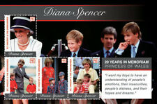 St. Vincent and the Grenadines 2017 Princess Diana 20 Years  -I70144