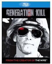 Generation Kill - 3 DISC SET (Blu-ray New)