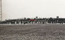 PHOTO  1983 THE ROSSINGTON TERRACE AT BELLE VUE DONCASTER ROVERS PLAYED AT BELLE