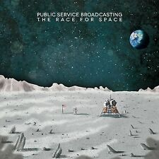 PUBLIC SERVICE BROADCASTING - THE RACE FOR SPACE  CD NEUF