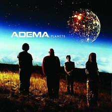 "Adema ""Planets"" CD - NEW"