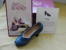 Just the Right Shoe ~ Lady Like ~ 1999 Raine - Retired Nib
