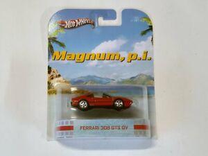 Hot Wheels Retro Entertainment Magnum, P.i. Ferrari 308 GTS QV X8893-996D-X8908