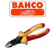 Bahco ergo 160mm (15.2cm) VDE Cable Aislado Cortaalambres/Alicates de Corte ,