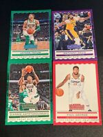Complete Your Set 2019-20 Panini Contenders Basketball Front Row Seat! You Pick!