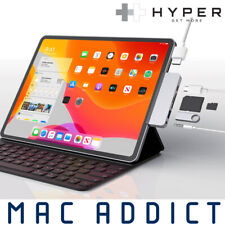 HyperDrive 6-In-1 USB-C Hub For iPad Pro | HDMI + Card Reader + 3.5mm Audio + PD