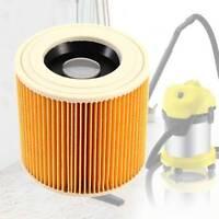 1/2/3 Aspirateur CARTOUCHE Filtre pour Karcher WD2.200 WD3.500 Hoover Vacuum