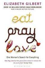 Eat, Pray, Love: One Woman's Search for Everything, Gilbert, Elizabeth, Very Goo