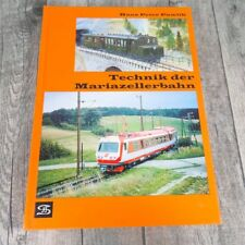 TECHNIK DER MARIAZELLERBAHN - HANS PETER PAWLIK -  #A54