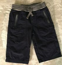 Hanna Andersson Navy  Adventure Shorts Size 120 (6-7)