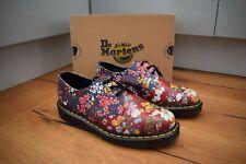 Dr. Martens 1461 FC Oxford Shoes Multi Floral Mix Backhand UK 6.5 EU 40 RARE