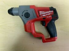 Milwaukee 2416 20 12v 58in M12 Fuel Sds Plus Rotary Hammer Tool Only