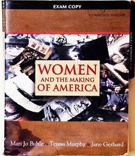 WOMEN & THE MAKING OF AMERICA - MARI JO BUHLE, TERESA MURPHY & JANE GERHARD - 20