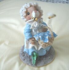 Enesco Mouse Tales Priscilla Hillman Hear And Bless All Small Things 1996