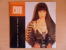 """Cher - Whenever You're Near  (7"""" Vinyl)"""