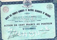 Action 1927 : S.P.C.M.C. Mulhouse