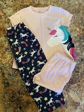 Carter's 4t Girls Unicorn Pj Set