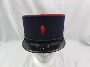 (AF6) Französisches Kepi Kopfbedeckung Frankreich Größe 58 Käppi Mütze