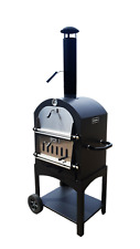 Goldline New Outdoor Pizza Oven with Pizza Stone