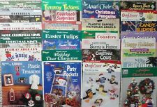 Plastic Canvas Patterns Holiday Designs Christmas Easter &more *You Choose