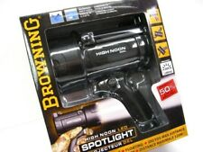 Browning 7710 Black High Noon Cree XPE White LED Spotlight Light 3717710