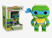 Funko Pop 8-Bit: Teenage Mutant Ninja Turtles - Leonardo Vinyl Figure #22981